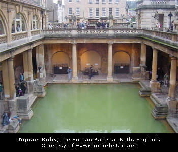 Ancient Roman Bath Houses
